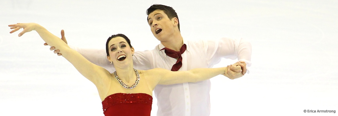 Tessa Virtue / Scott Moir WO