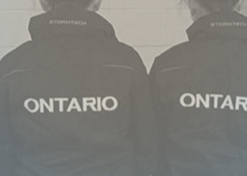 Ontario Jackets