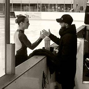 Skater & Coach