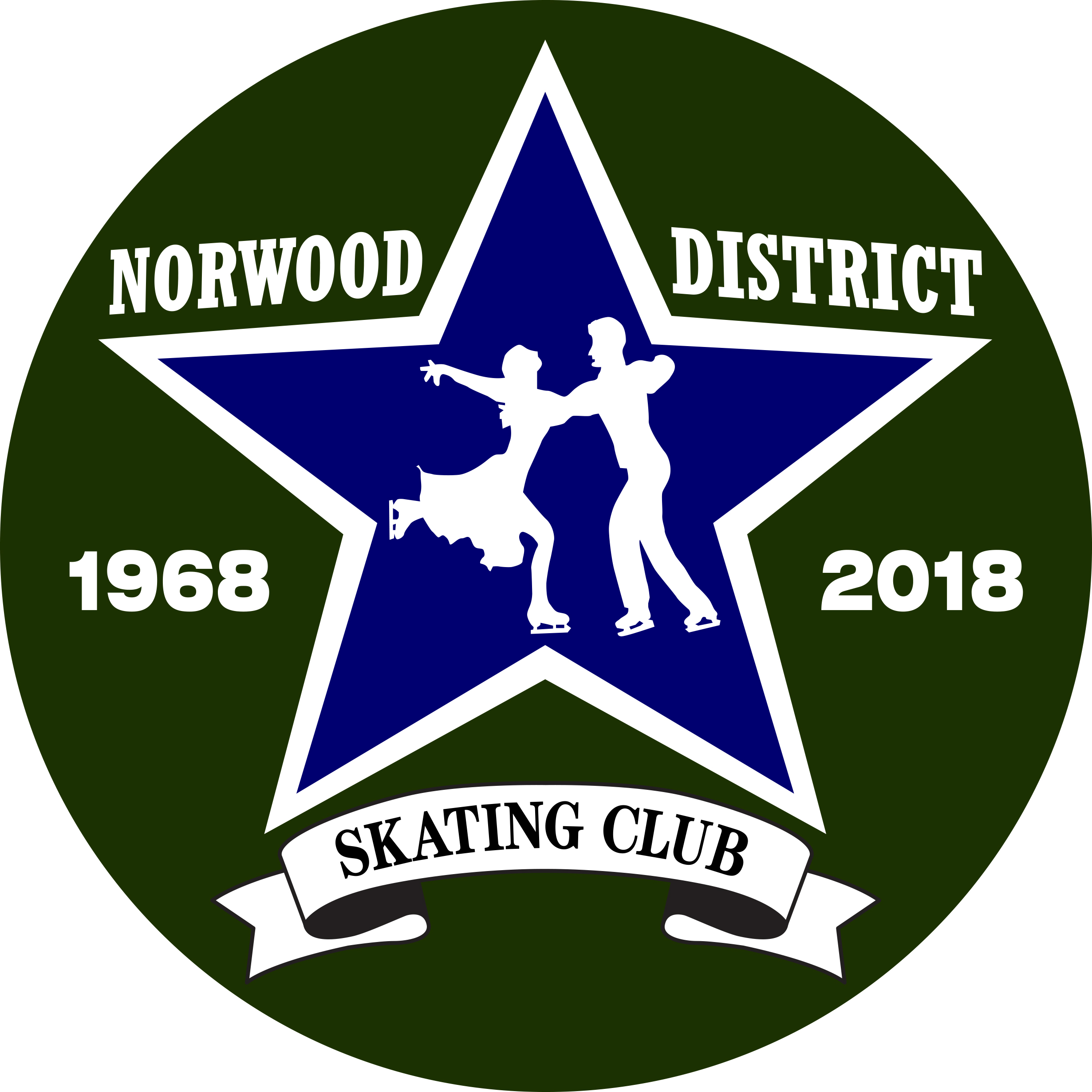 Norwood District Skating Club