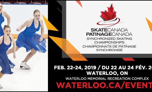Act Fast for tickets to 2019 Canadian Synchronized Skating Championships!
