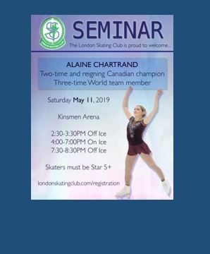 London S.C. Seminar with Alaine Chartrand