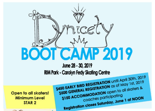 Dynicety Boot Camp 2019 – KWSC