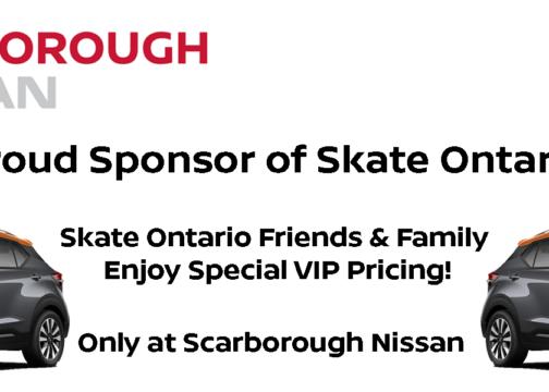 Skate Ontario Partners with Scarborough Nissan!