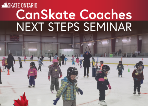 CanSkate Coaches Next Steps Seminar