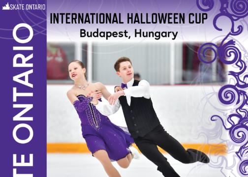International Halloween Cup in Hungary