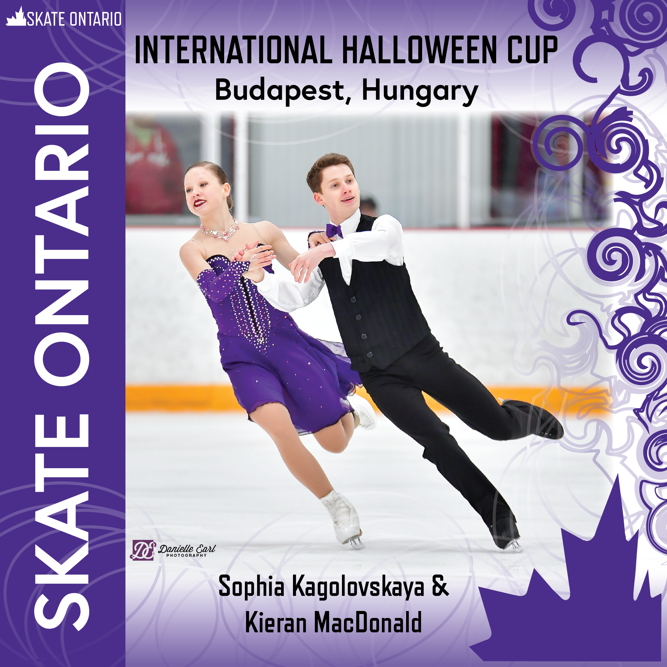 Halloween Cup 2020 Budapest International Halloween Cup in Hungary   Skate Ontario