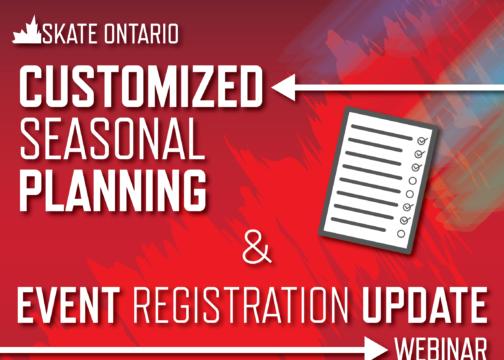 Customized Seasonal Planning & Events Update – Webinar Recording