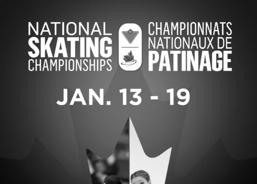 2020 National Skating Championships – Single Session Tickets