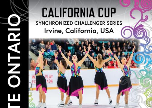Nexxice Junior Head to Irvine, California for the U.S. California Cup!
