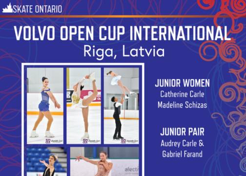 The International Volvo Cup in Riga, Latvia