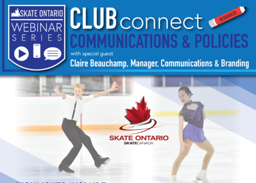 """""""Back to Operations"""" Club Connect Webinar – Club Communications Plan and Policies"""