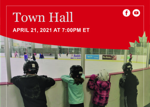 Skate Ontario Town Hall – Wednesday, April 21 at 7:00pm ET