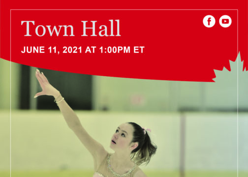 DATE CHANGE – Skate Ontario Town Hall