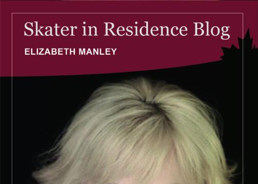 Skater in Residence Blog – Elizabeth Manley