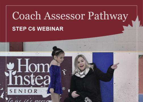 Coach Assessor Pathway – Step C6 Webinar